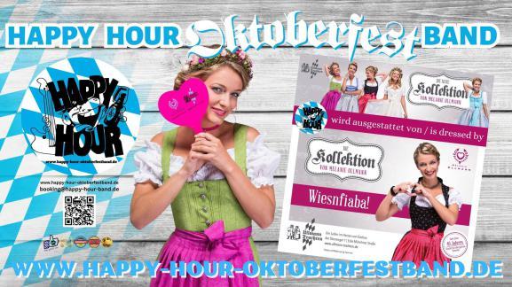 HAPPY HOUR wird ausgestattet von ULLMANN TRACHTEN DACHAU www.ullmann-landhausmode.de