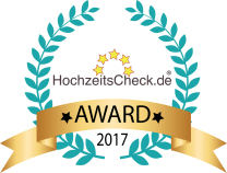 HAPPY HOUR Hochzeitscheck Award 2017