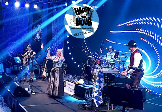 HAPPY HOUR german bavarian Oktoberfestband